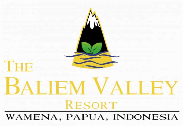 Logo The Baliem Valley Resort, Wamena, Papua, Indonesien